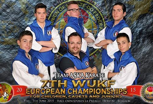 WUKF 7th European Championship