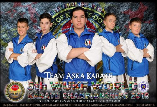 WUKF 6th World Championship