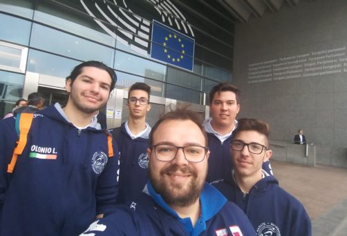 ASKA TRA LE STELLE EU – BRUXELLES